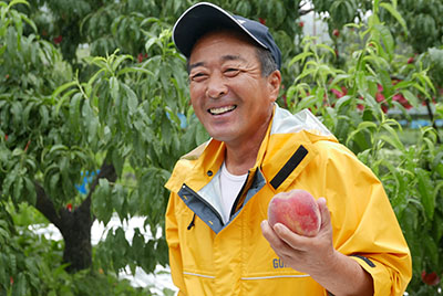 peach Producer Shinichi Katahira